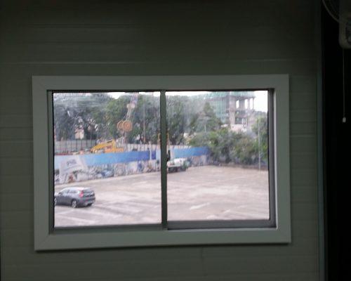 Aluminium window (2)